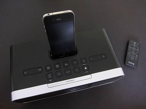 Review: iHome iA91 App-Enhanced Dual Alarm Stereo Clock Radio