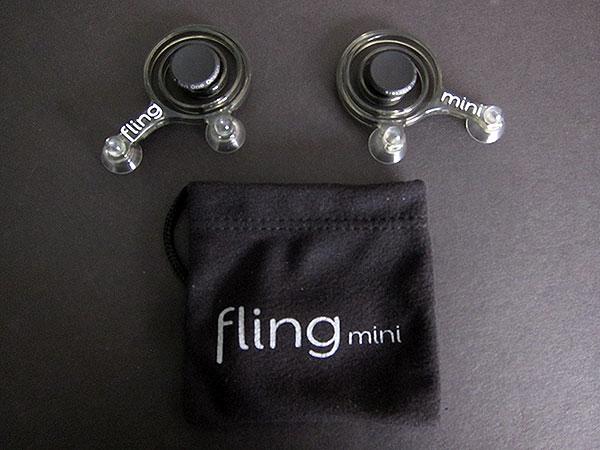 Preview: Ten One Design Fling + Fling mini Joysticks