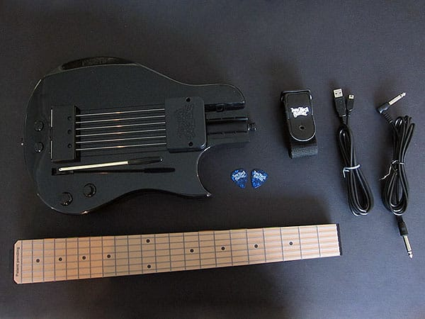 Preview: Inspired Instruments You Rock Guitar YRG-1000