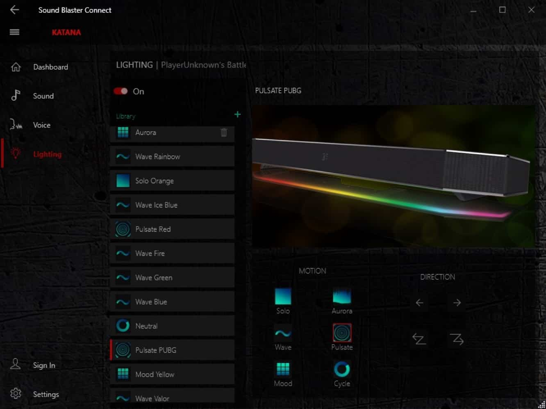 Review: Creative Labs Sound BlasterX Katana Multi-Channel Gaming Soundbar