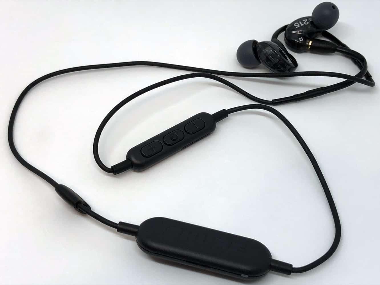 Review: Shure SE215 Wireless In-Ear Headphones