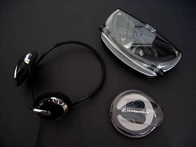 Review: Sennheiser PX200 Headphones