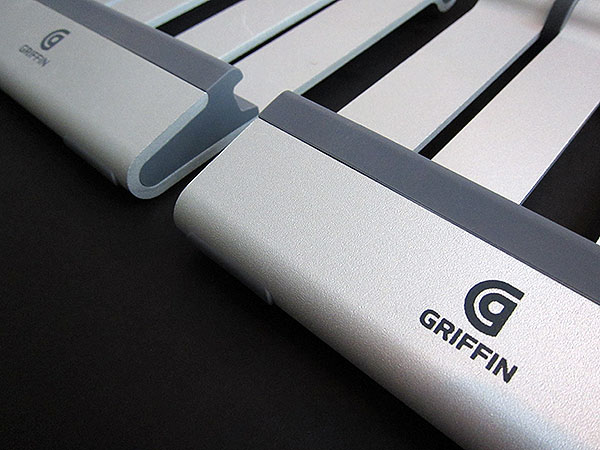Review: Griffin A-Frame Tabletop Stand for iPad