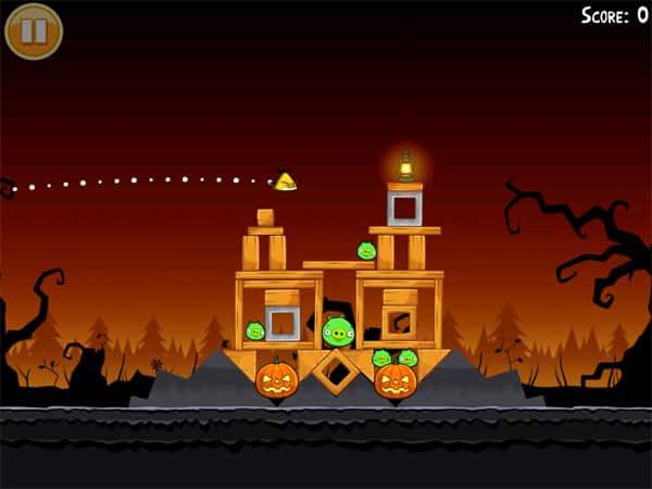 iPhone + iPad Gems: Angry Birds Halloween, Carcassonne, EA MMA, Reckless Racing + Samurai II