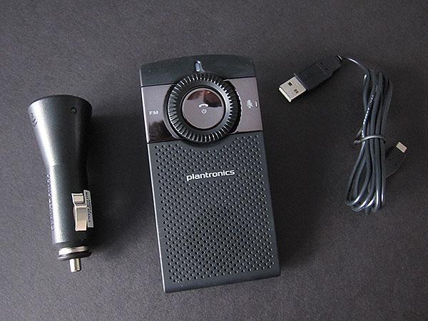 Review: Plantronics K100 In-Car Speakerphone