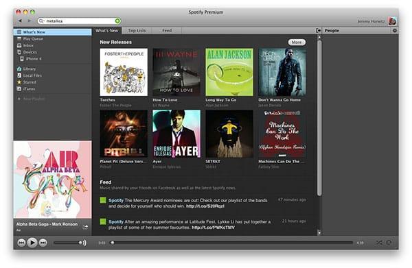 Review: Spotify Ltd. Spotify