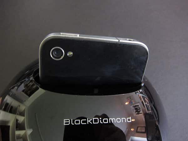 Review: Yantouch Black Diamond 3D Dock for iPhone