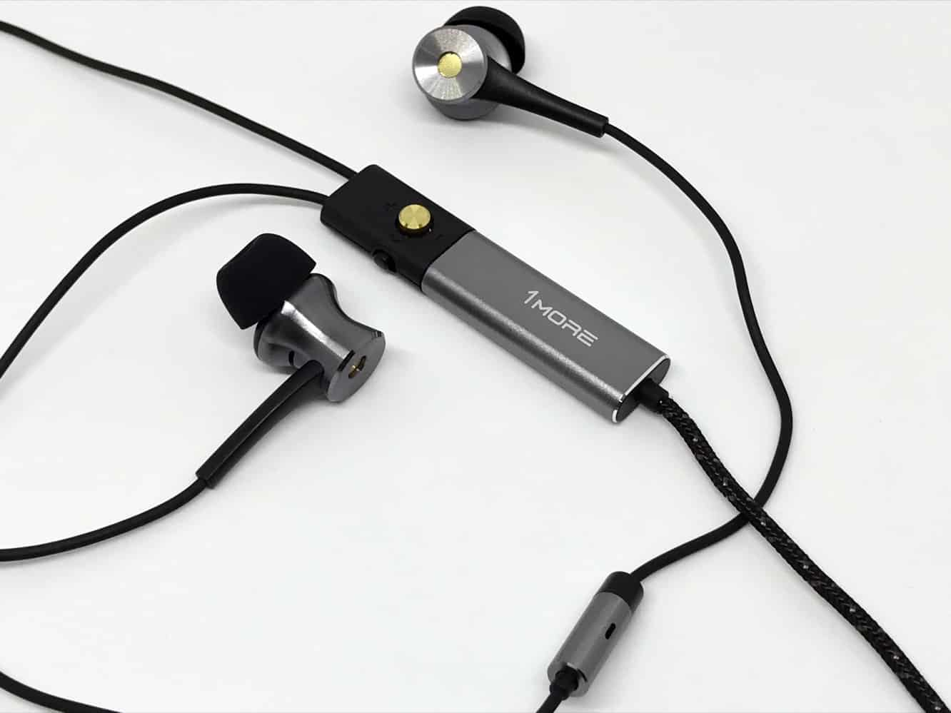 Review: 1More Dual Driver ANC Lightning In-Ear Headphones
