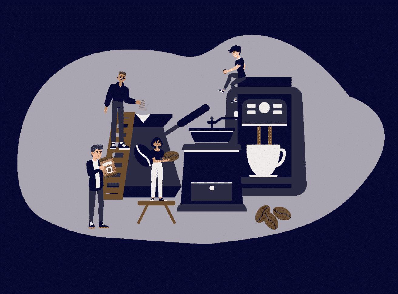 Alternative to Coffee Machines