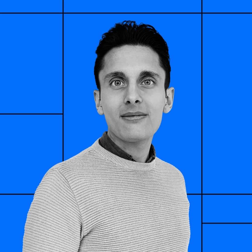 Antonio Chiappetta, a graduate of the Apple Developer Academy.