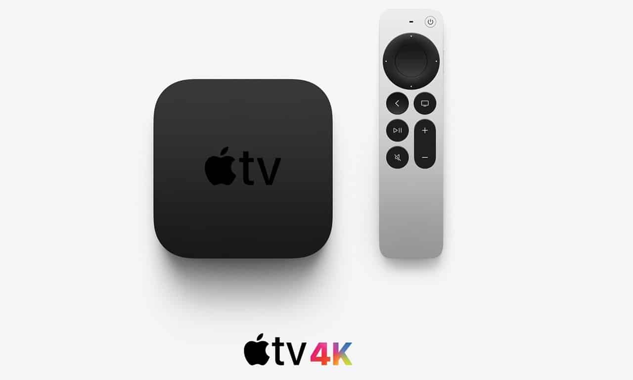Apple TV 4K and Siri Remote