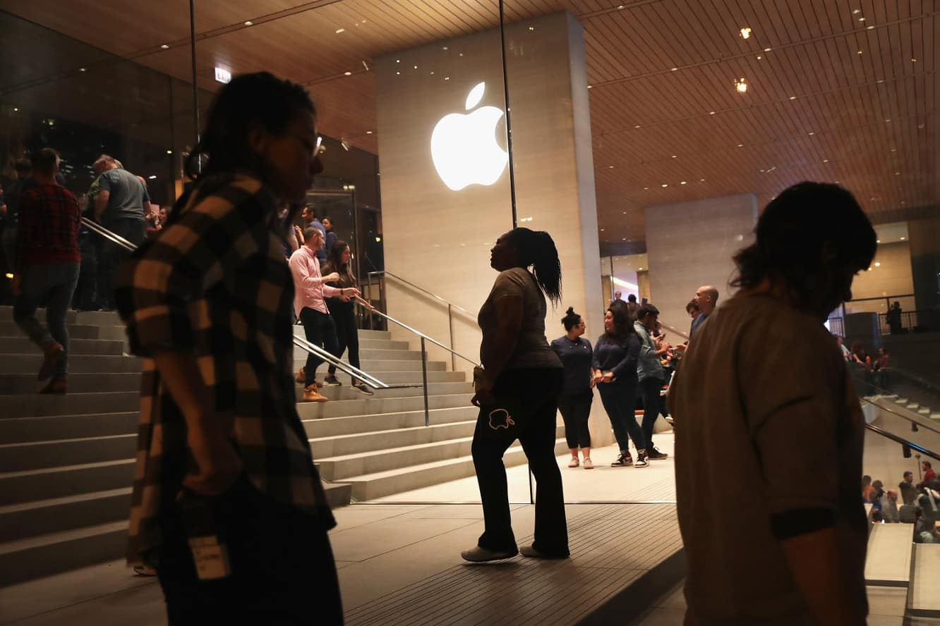 Apple asks SEC to exclude shareholder diversity proposal from next meeting