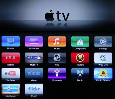 Apple releases Apple TV Software Update 5.0