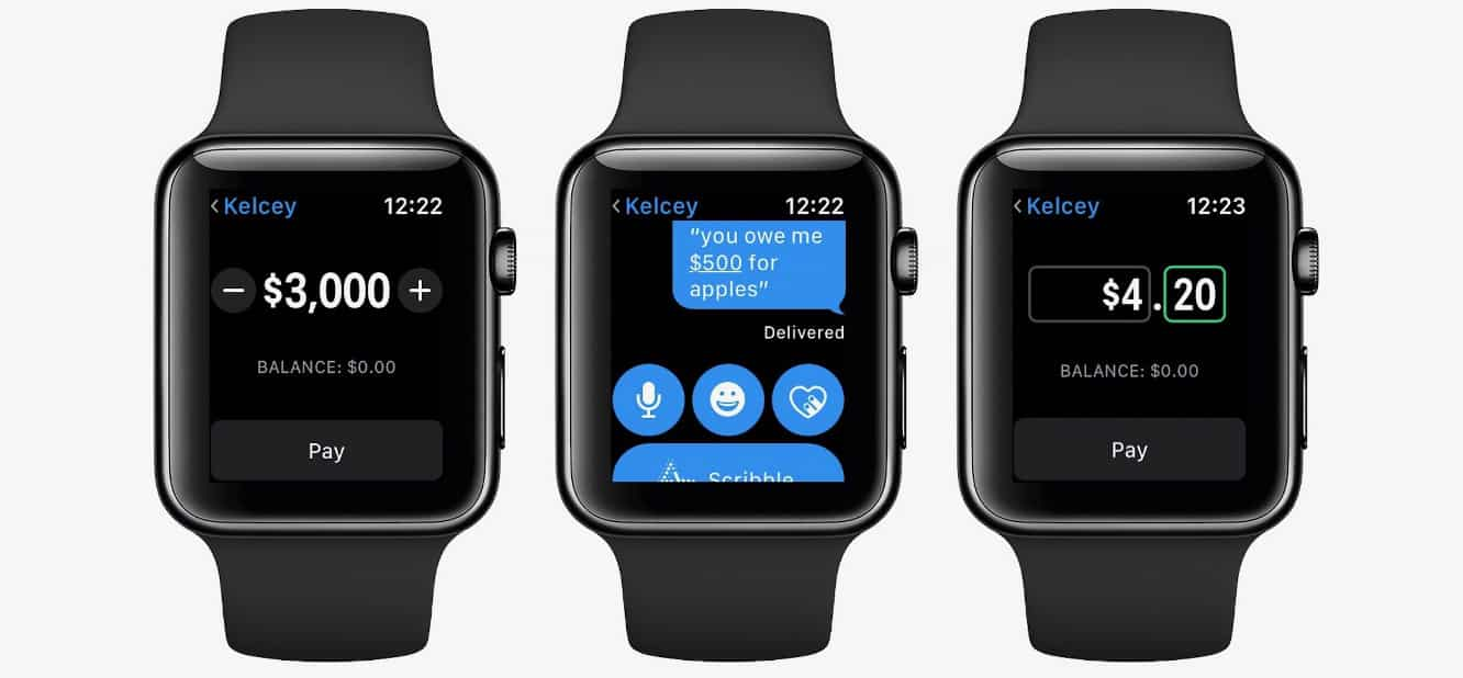 Apple releases watchOS 4.2 with support for Apple Pay Cash