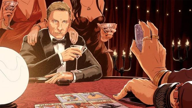 Apple rumored to be bidding for James Bond franchise