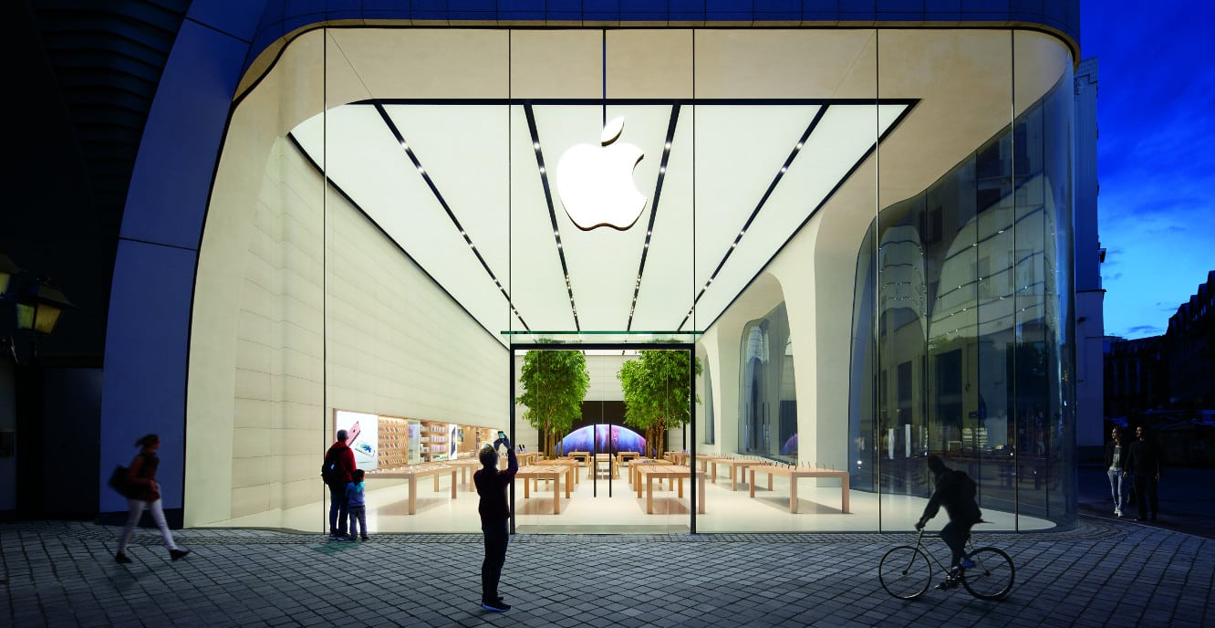 Apple reportedly debuting Apple Store updates May 17