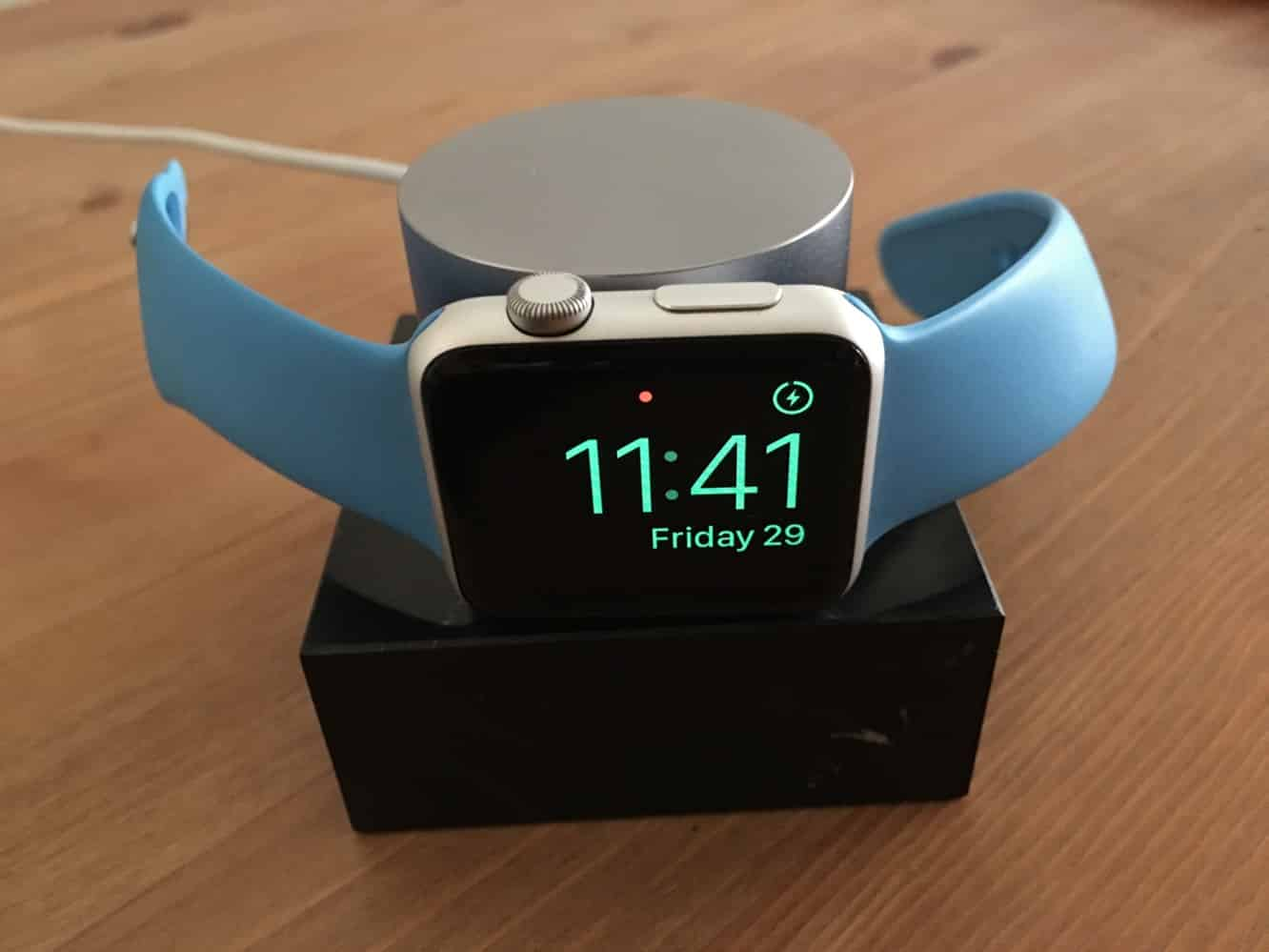 Review: Native Union DOCK for Apple Watch
