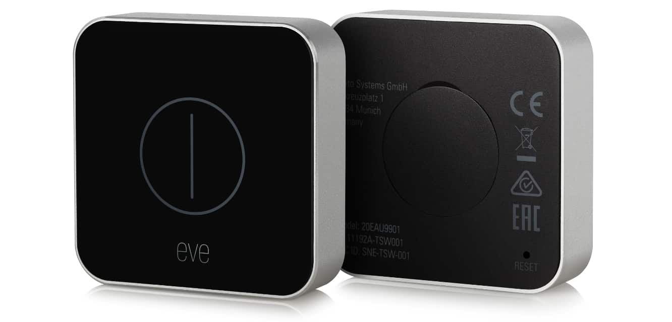 Elgato adds to smarthome lineup with Eve Button and updated Eve Room