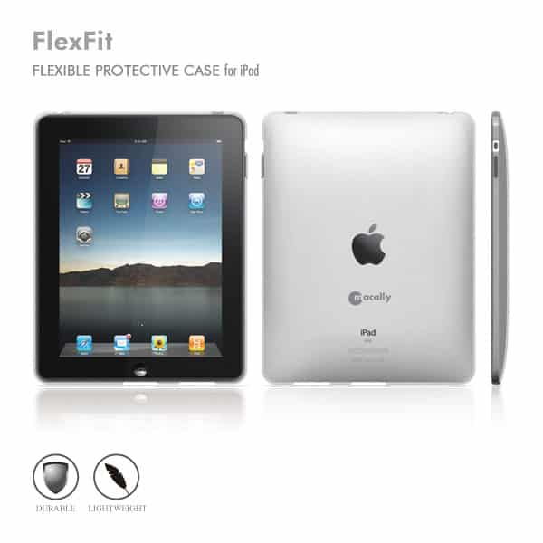 Gear Guide: Macally FlexFit Case for iPad