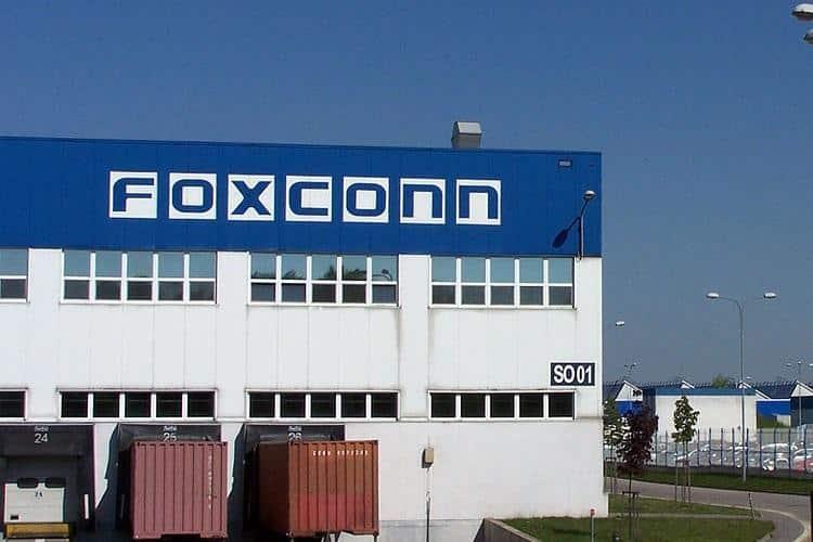 Foxconn Tamil Nadu
