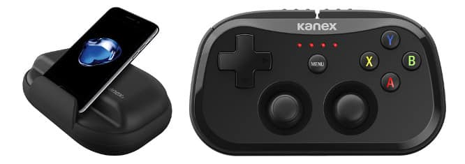Kanex reveals GoPlay Sidekick wireless game controller for iOS devices, Apple TV