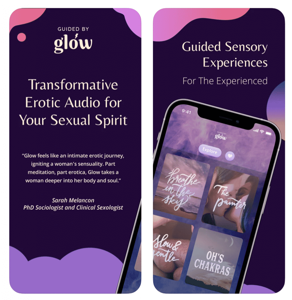 Guided by Glow in screenshots