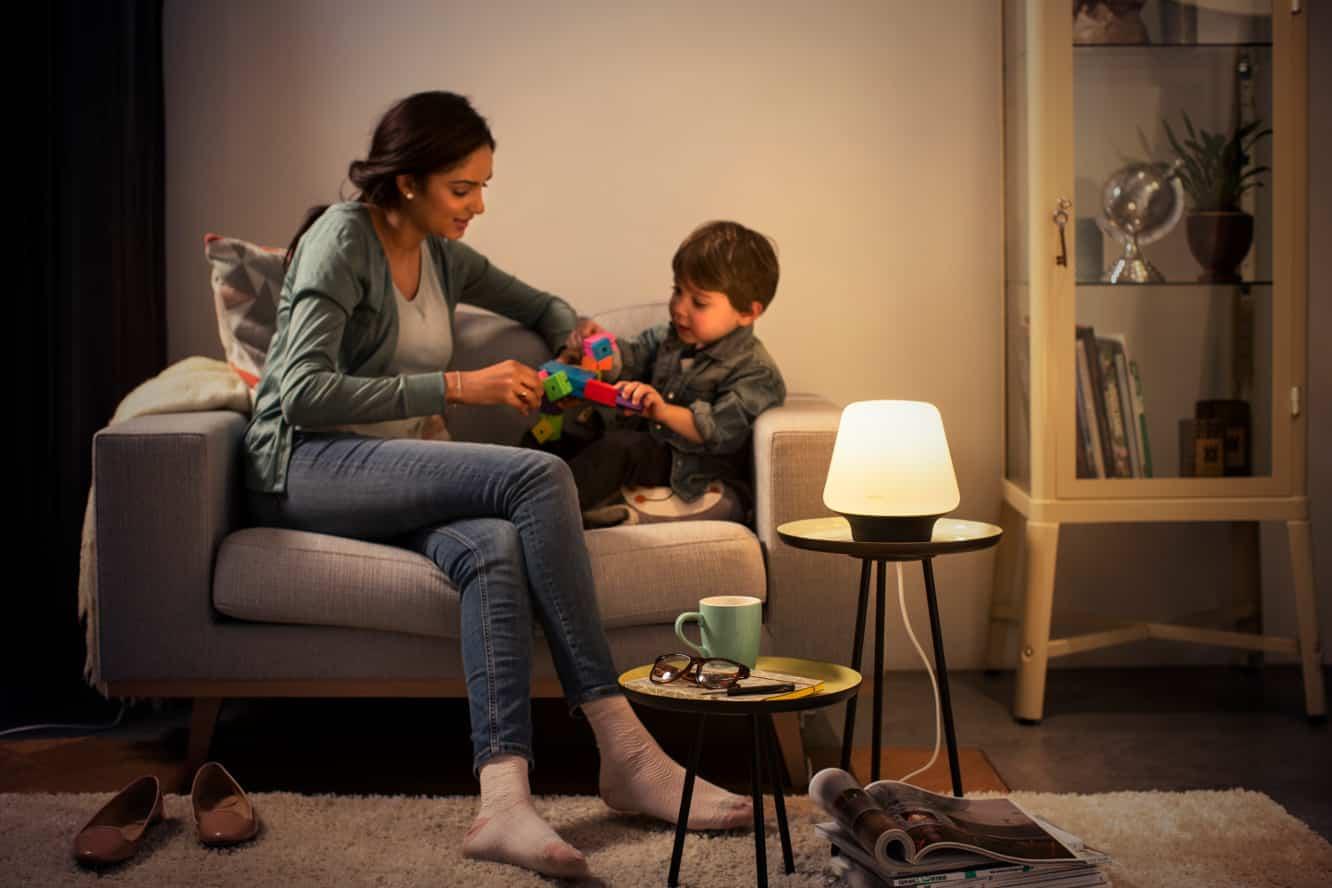 Philips adds new Hue White Ambiance bulbs, fixtures and table lamps