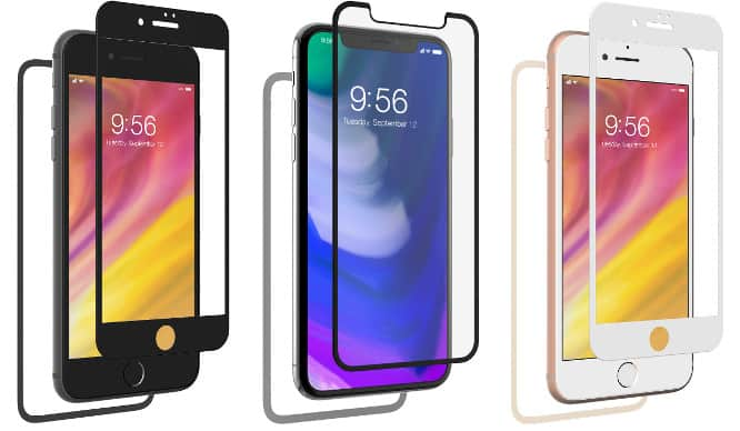 Zagg debuts InvisibleShield tempered glass front and back protection for iPhone X, 8, 8 Plus