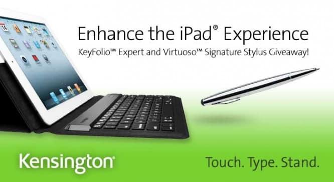 Kensington Keyfolio Expert Giveaway – Winners Announced