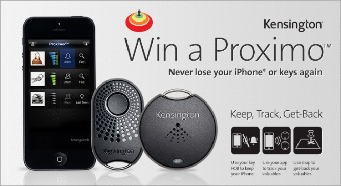 Kensington Proximo Giveaway – Winners Announced