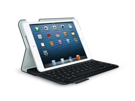 Logitech unveils new folios for iPad mini