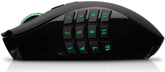 Razer Naga Epic Gaming Mouse