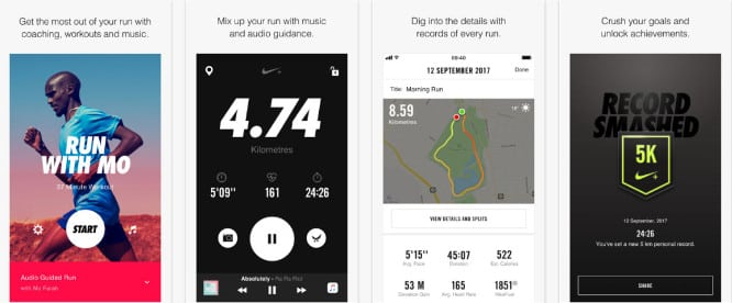 YouTube iOS app update allows sharing in iMessage; Nike app adds new workouts, Apple Watch options