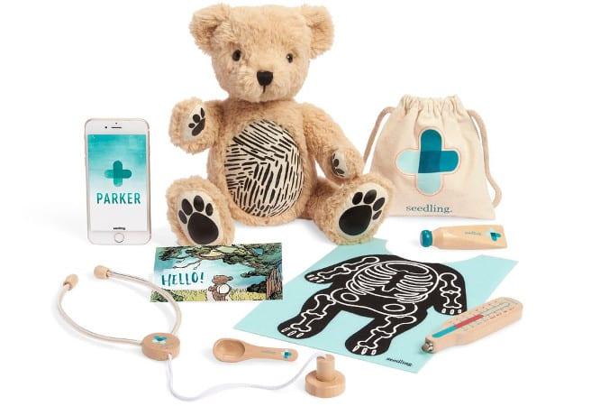 Apple Store begins selling AR teddy bear