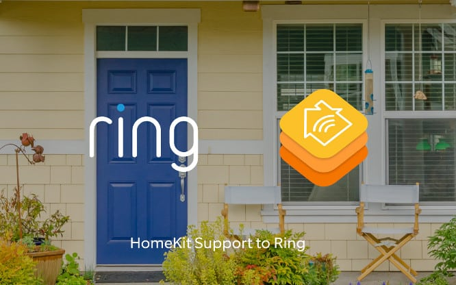 Ring video doorbell acquired by Amazon, but still promises HomeKit support is coming