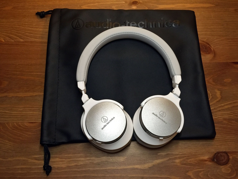Review: Audio-Technica ATH-SR5BT Wireless On-Ear Headphones