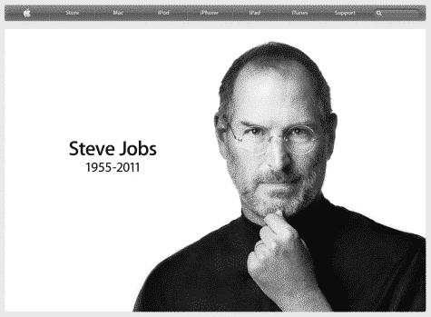 Former Apple CEO Steve Jobs dies, aged 56