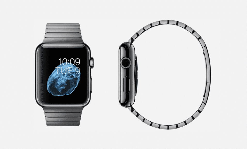 Cook: Apple Watch shipping in April