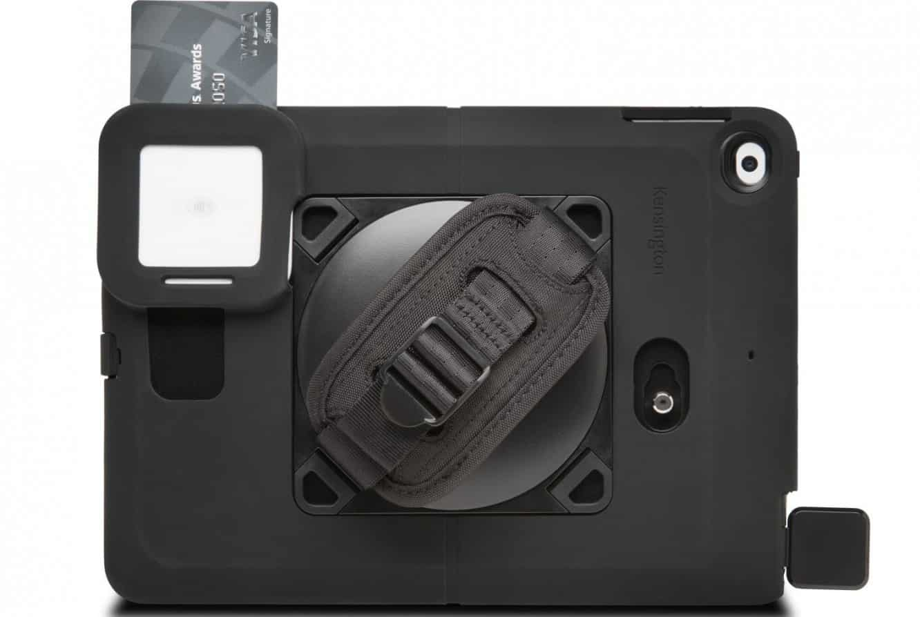 Kensington releases new SecureBack Rugged Case for using Square reader with iPad