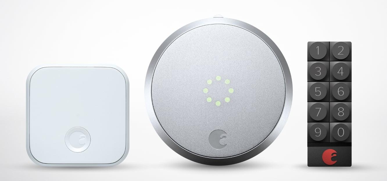 August updates Smart Lock, unveils Smart Lock Pro, Doorbell Cam Pro