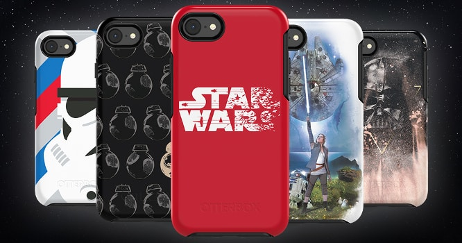 OtterBox reveals Star Wars-themed cases ahead of new movie's release