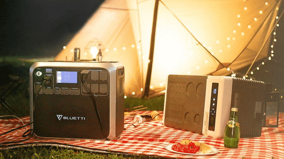 The BLUETTI AC200P Power Station is Just the Right Balance of Capacity and Portability