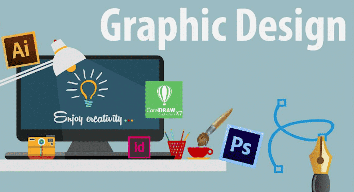 Trotons Tech Magazine Explaining about Graphic Designing Trends in 2021