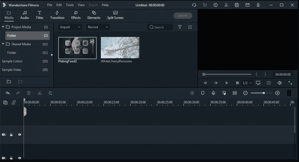 Best Video Editing Software in 2021-Wondershare Filmora