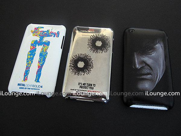 Power Support debuts Metal Gear Solid Touch cases