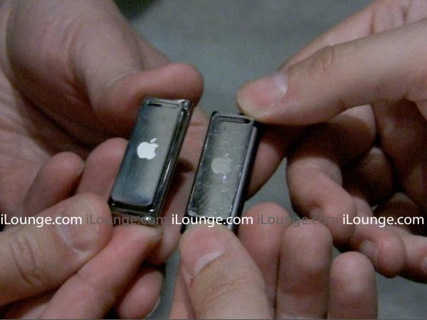 The Colors of the 2009 Third-Generation iPod shuffle, Compared in Photos