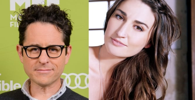 Apple orders new series to be produced by J.J. Abrams and Sara Bareilles