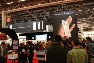 Sneak Peeks: Apple Expo Paris edition