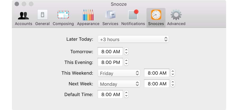 Bloop Airmail 2.6 for Mac