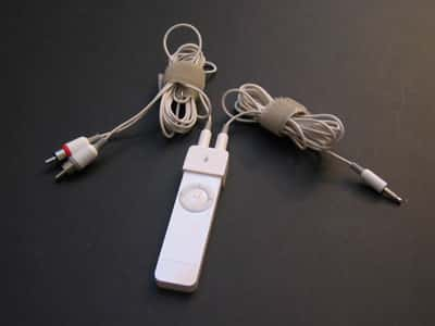 Review: XtremeMac Audio Kit for iPod shuffle